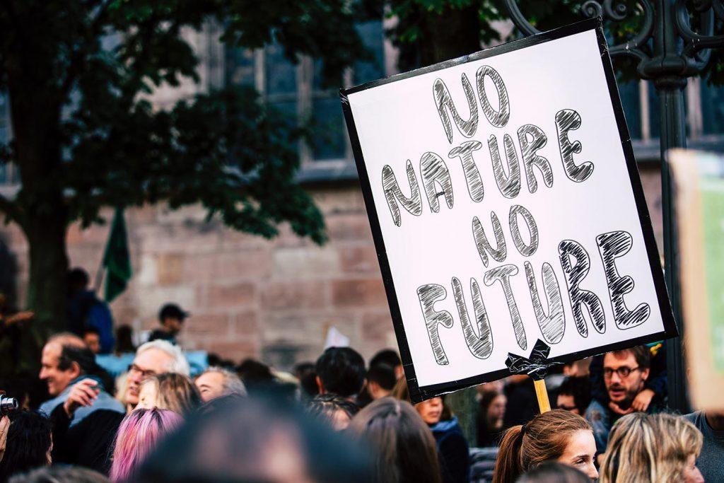 تاثیر انسان در تخریب محیط زیست