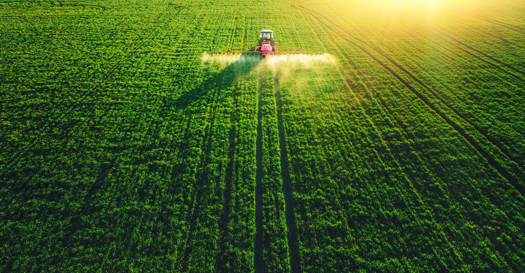 بهره وری کشاورزی