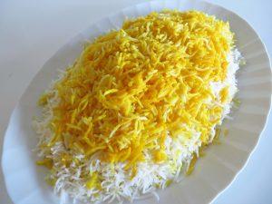 برنج سفید ایرانی