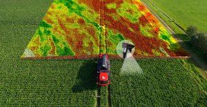 سمپاشی با استفاده از علوم کشاورزی نوین و سنجش از دور