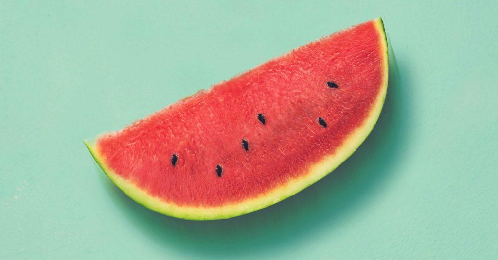 کشت هندوانه