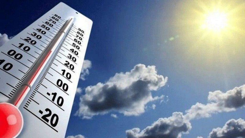 کاهش محسوس دما در هفته پایانی مرداد ماه 1400